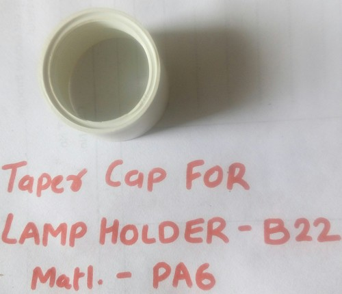 Taper Cap For Lamp Holder in  Ajwa Road  (Vdr)