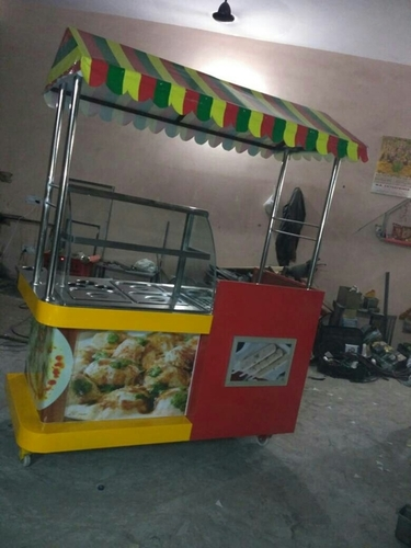 Commercial Stainless Steel Chaat Counters in  Begumpur