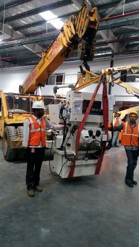 Reliable Crane Hiring Service in   Sec-1