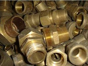 Brass Honey Scrap 99.9% in  Bajthory U. 4 Bajthory
