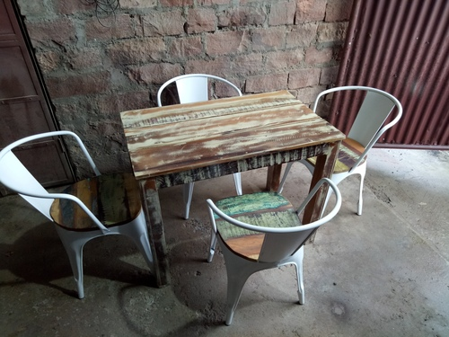 Exclusive Rustic Chairs in  Sangariya Indl. Area