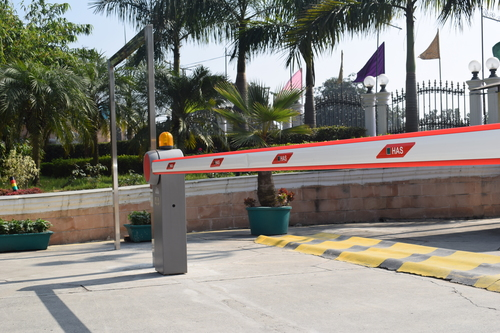 Automatic Boom Barriers in  Dasna