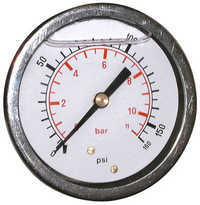 Pressure Glycerin Filled Gauge in  Abdul Rehman St.-Masjid Bunder (W)