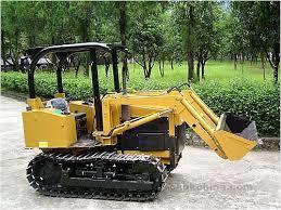 Mini Front End Loader in  Phase-Ii