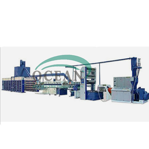 Woven Sack Tape Stretching Plant in  Nikol