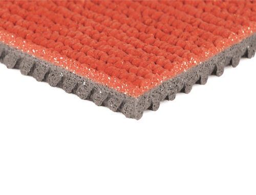 Prefabricated Rubber Running Tracks