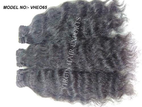 Pure Indian Temple Virgin Natural Wavy Human Hair in  Jamalpur