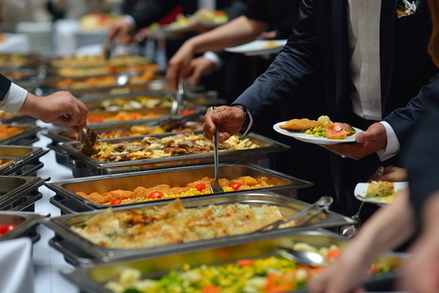 Corporate Catering Services in  37-Sector