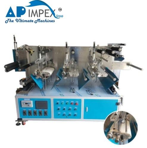 AP Impex 3 Colour Roll Automatic Rhinestone Transfer Machines in  Varachha