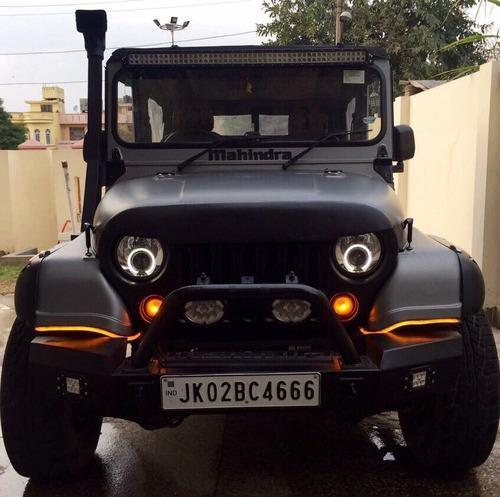 Modified Jeep In Nashik Maharashtra India Sahni Amp Sons