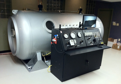 Multiplace Hyperbaric Oxygen Therapy System (6 ATA) in  Nungambakkam