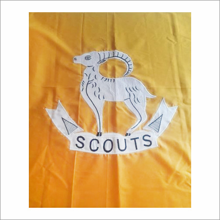 Quarter Guard Flag in   Sunami Gate