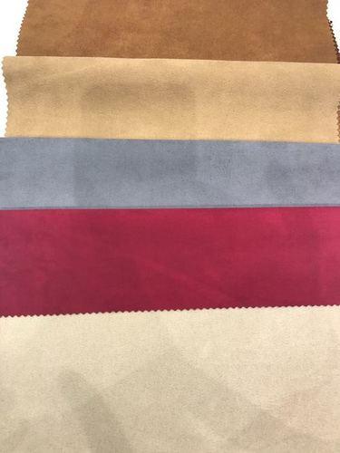 Velvet Lycra Suede Leather