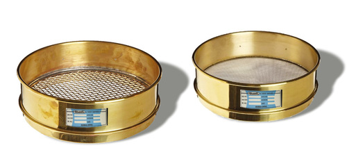 Brass Test Sieves in  Mazgaon
