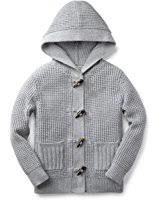 Organic Hooded Sweater