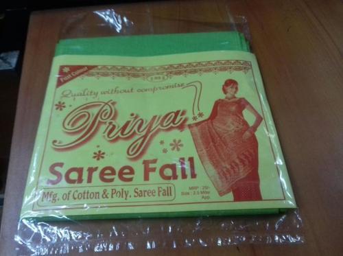 Color Saree Fall