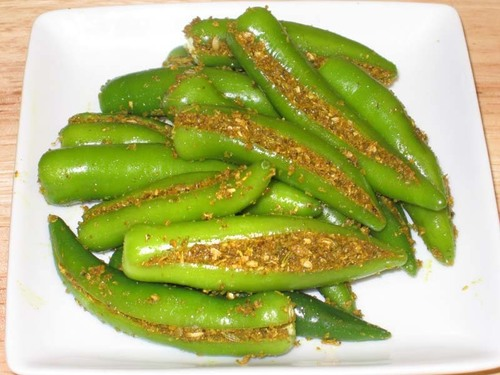 Tasty Green Chilli Pickle in  Hazratganj