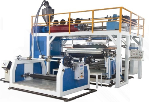 Extrusion Coating Lamination Line in  Nikol