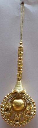 Gold Beaded Lehenga Saree Tassels in  Vishwas Nagar (Shahdara)