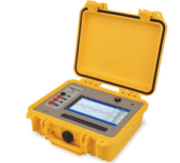 Three Phase Power Quality Analyzer