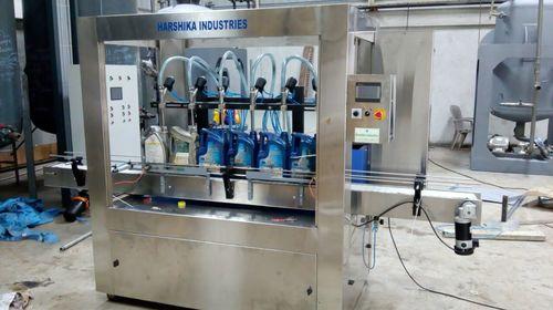 Industrial Oil Filling Machines in  Vasai (E)
