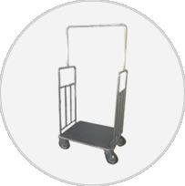 Luggage Trolley in  Makarpura (Vdr)
