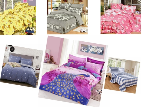 Bed Sheets And Cover in   No.206 Zhenhua Road