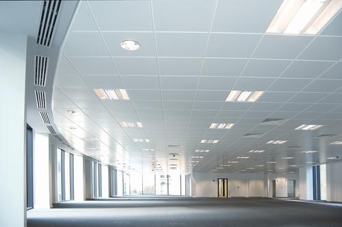 Metal Tile Ceiling