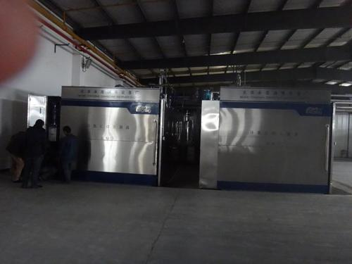 100m³ ETO Sterilizer in   Fuyang