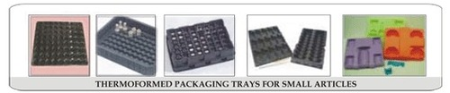 Thermoformed Packaging Trays
