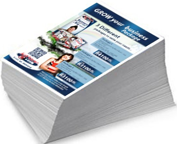 Leaflet Printing Services in  Malad (W)
