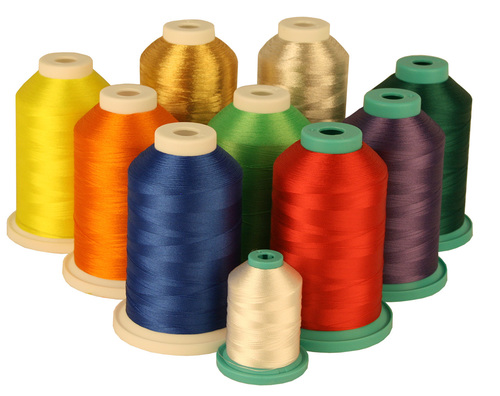 silk threads in  Rakhial
