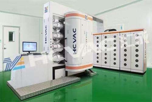 Sanitary Faucet PVD Vacuum Coating Machine In DaLingShan Town