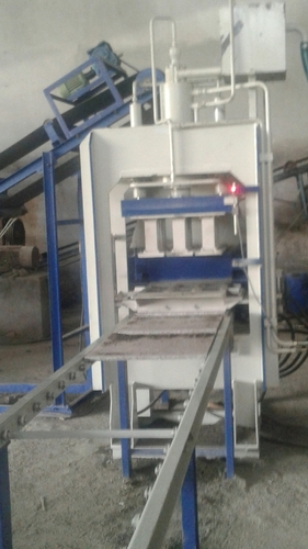 Fully Automatic Fly Ash Brick Machine in   Panchasar Road