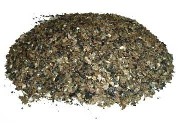 Grayish Black Vermiculite