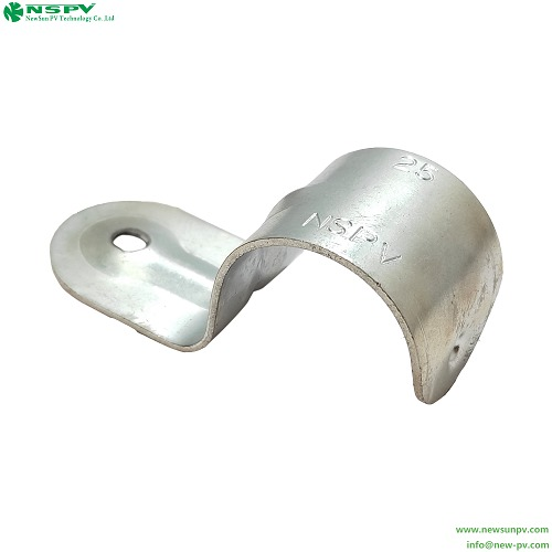 Single Pipe Clamps