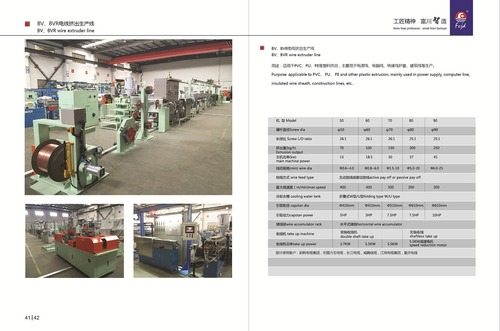 Wire Sheathing Machine