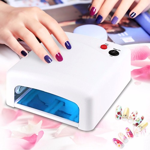 One Button Control UV LED Gel Dryer Nail Lamp in   Liwan District
