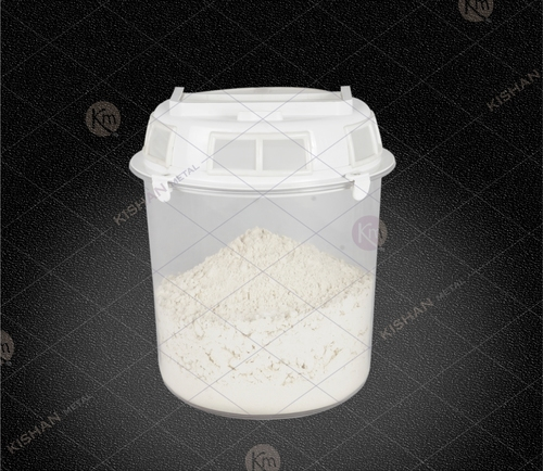 Container With Filter For 1 Hp Flour Mill in  Mavdi Plot