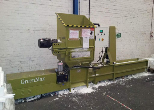Polystyrene Recycling With Greenmax Apolo Compactor