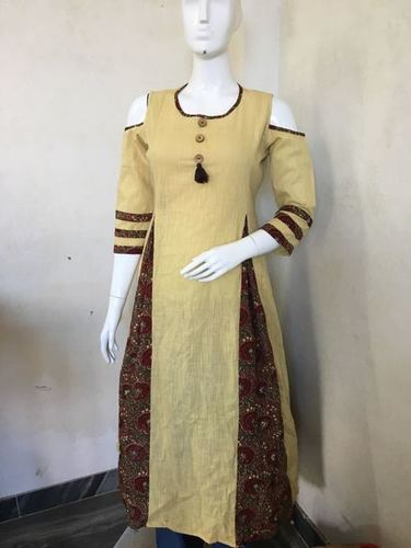 rayon kurties in  Sanganer