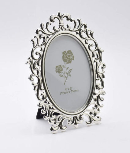 New Design Silver Plated Photo