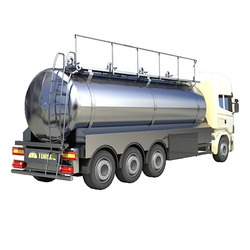 Milk Tanker in  Dudheshwar