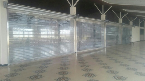 Polycarbonate Rolling Shutter in  New Area