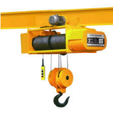 Reliable Wire Rope Electric Hoist in   Dist. Bharuch