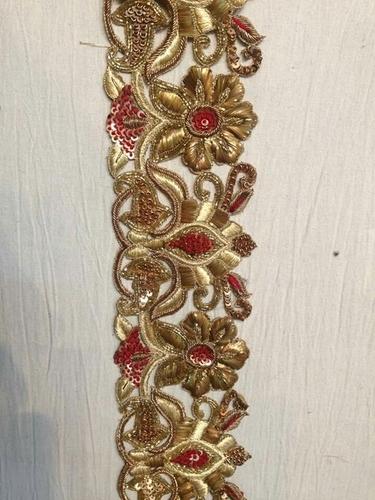 Embroidered Lace in  Zaveri Bazar-Kalbadevi