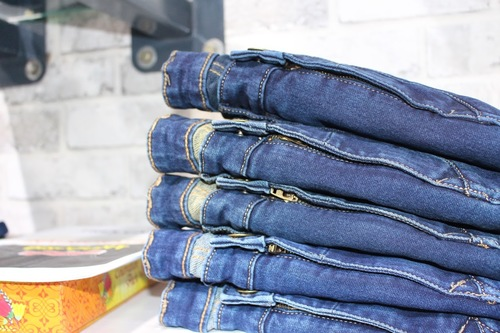 Branded Denim Jeans in  Burari