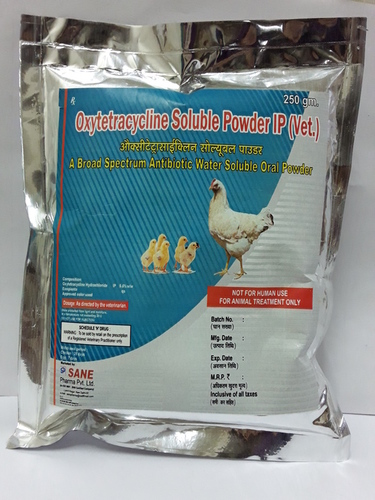 Oxytetracycline Soluble Powder IP in   Near Royal Palace