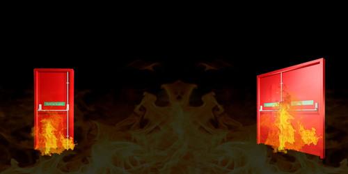 Fire Proof Door in  Vatva Phase-I