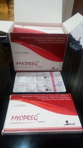 Myopreg Tablets in  Badli Village